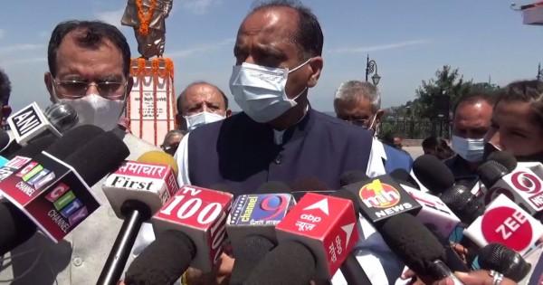 संगठन की मीटिंग के लिए गए थे दिल्ली, मुख्यमंत्री फेरबदल की संभावना नहीं: CM
