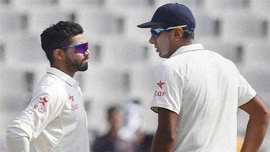 ICC टेस्ट रैंकिंग में अश्विन को पछाड़ जडेजा बने नं. 1 बॉलर