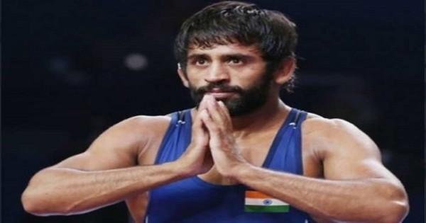 टोक्यो ओलंपिक में भारत को छठा पदक, बजरंग पूनिया ने कुश्तीमें जीता कांस्य