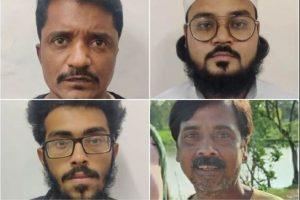 दिल्ली पुलिस ने किया आतंकी मॉड्यूल का भंडाफोड़, 2 पाक आतंकियों सहित 6 को किया गिरफ्तार