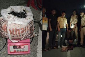 मंडी: कार में छिपाकर ले जा रहा था 2 किलो से अधिक चरस, पुलिस ने पकड़ा