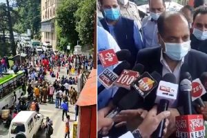 हिमाचल में भारत बंद बेअसर, यहां लोग बहकावे में आने वाले नहीं: CM