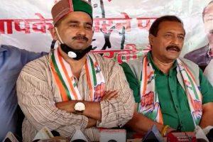 कांगड़ा की अनदेखी कर रही भाजपा सरकार, फोरलेन प्रभावितों को नहीं मिल रहा उनका हक: अजय महाजन