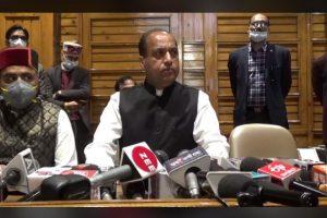 सुलह थप्पड़ कांड पर बोले CM, ये कांग्रेस की बौख़लाहट का नतीज़ा है…