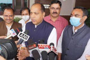 पूरे देश में कांग्रेस की हालत पंजाब जैसी, ना नेता है ना नीति: CM